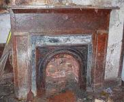 Another Antique 1840's mantel