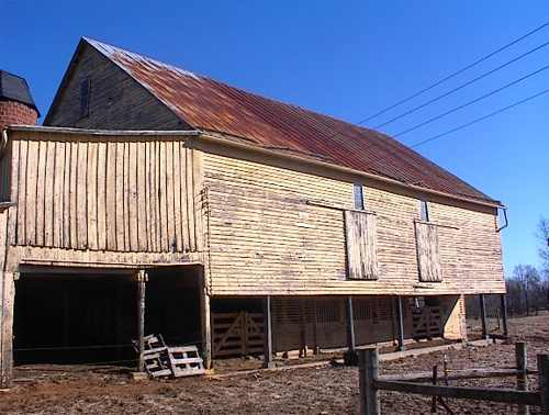 Other side of the Barn