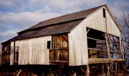 38 x 40 English Threshing Barn