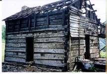 Poplar, Oak and Chestnut Cabin